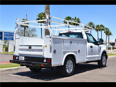 2018 F-250 Regular Cab,  Royal Service Bodies Service Body #18P147 - photo 16