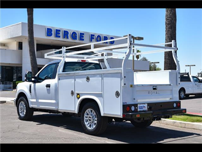 2018 F-250 Regular Cab,  Royal Service Bodies Service Body #18P147 - photo 2