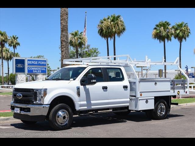 2018 F-350 Crew Cab DRW 4x4,  Royal Contractor Bodies Contractor Body #18P150 - photo 1
