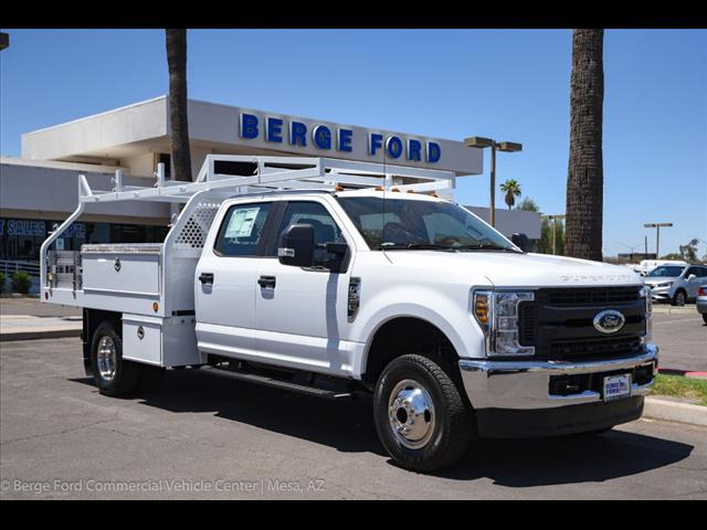 2018 F-350 Crew Cab DRW 4x4,  Royal Contractor Bodies Contractor Body #18P150 - photo 19