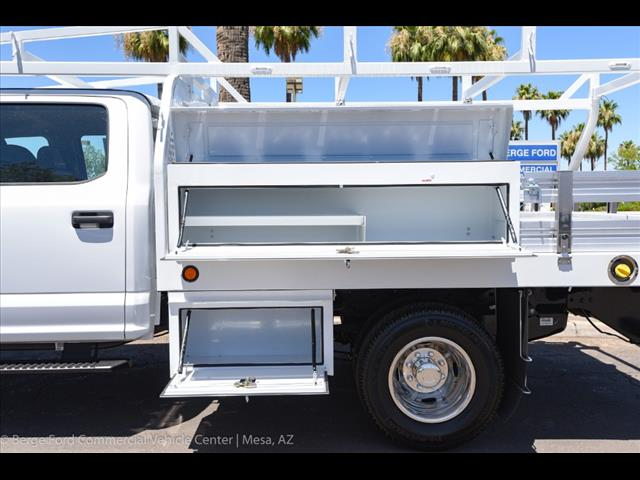 2018 F-350 Crew Cab DRW 4x4,  Royal Contractor Bodies Contractor Body #18P150 - photo 6