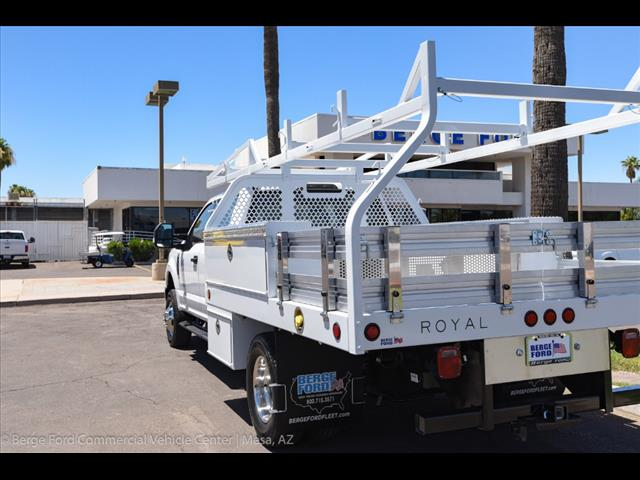 2018 F-350 Crew Cab DRW 4x4,  Royal Contractor Bodies Contractor Body #18P150 - photo 8