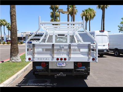 2018 F-350 Crew Cab DRW 4x4,  Royal Contractor Bodies Contractor Body #18P150 - photo 10