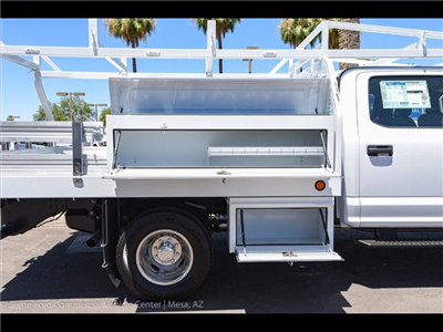 2018 F-350 Crew Cab DRW 4x4,  Royal Contractor Bodies Contractor Body #18P150 - photo 15