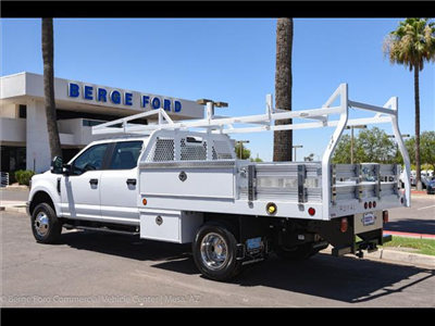 2018 F-350 Crew Cab DRW 4x4,  Royal Contractor Bodies Contractor Body #18P150 - photo 2