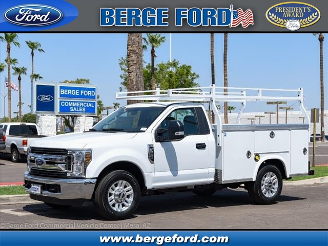 2018 F-250 Regular Cab 4x2,  Royal Service Body #18P156 - photo 1