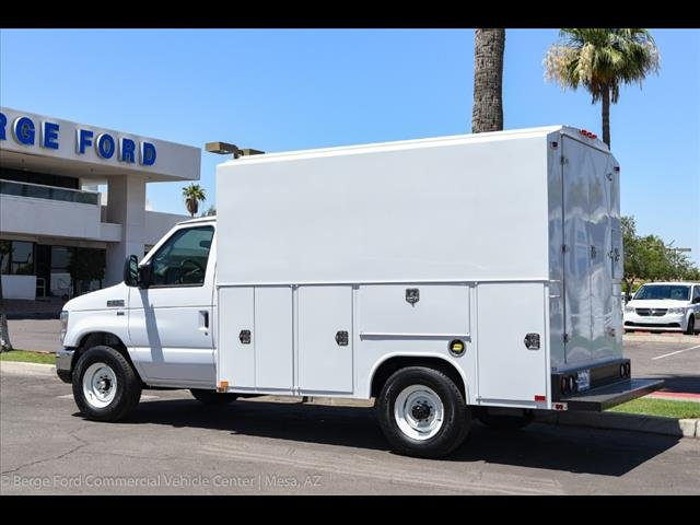 2018 E-350 4x2,  Harbor WorkMaster Service Utility Van #18P189 - photo 4