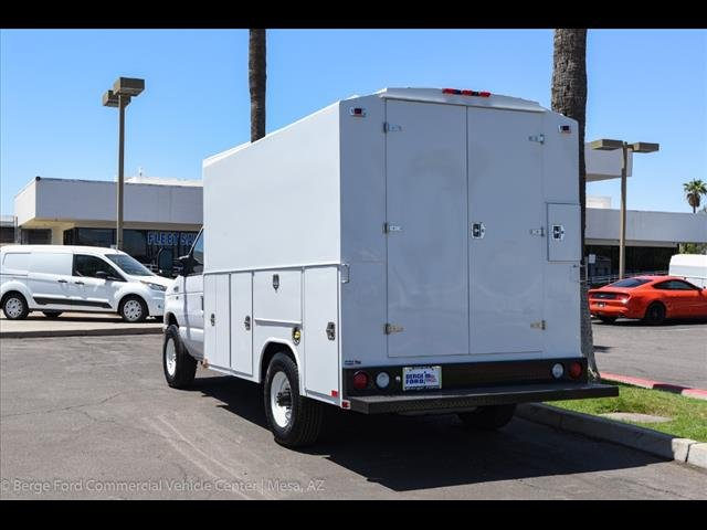 2018 E-350 4x2,  Harbor WorkMaster Service Utility Van #18P189 - photo 2