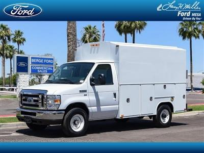 2018 E-350 4x2,  Harbor WorkMaster Service Utility Van #18P189 - photo 1