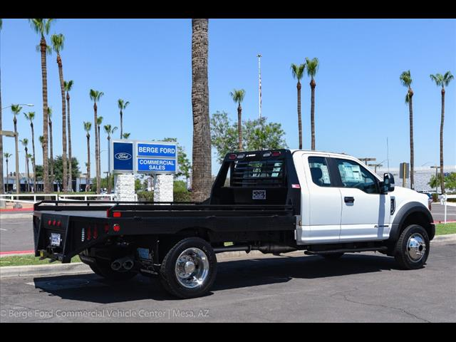 2018 F-450 Super Cab DRW 4x4,  Hillsboro GII Steel Platform Body #18P192 - photo 10