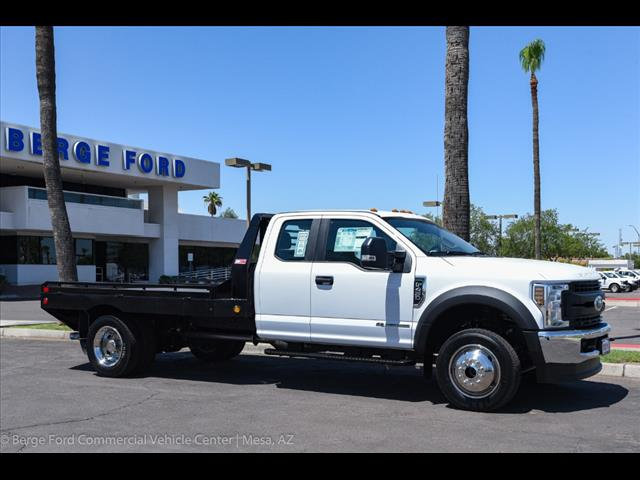 2018 F-450 Super Cab DRW 4x4,  Hillsboro GII Steel Platform Body #18P192 - photo 12