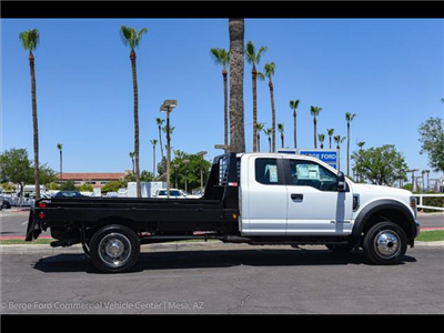 2018 F-450 Super Cab DRW 4x4,  Hillsboro GII Steel Platform Body #18P192 - photo 11