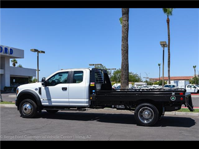 2018 F-450 Super Cab DRW 4x4,  Hillsboro GII Steel Platform Body #18P192 - photo 4