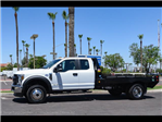 2018 F-450 Super Cab DRW 4x4,  Hillsboro GII Steel Platform Body #18P192 - photo 3
