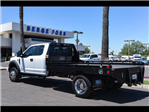 2018 F-450 Super Cab DRW 4x4,  Hillsboro GII Steel Platform Body #18P192 - photo 2