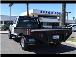 2018 F-450 Super Cab DRW 4x4,  Hillsboro GII Steel Platform Body #18P192 - photo 5
