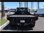 2018 F-450 Super Cab DRW 4x4,  Hillsboro GII Steel Platform Body #18P192 - photo 6
