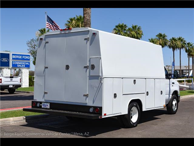 2018 E-350 4x2,  Harbor WorkMaster Service Utility Van #18P204 - photo 10
