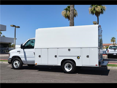 2018 E-350 4x2,  Harbor WorkMaster Service Utility Van #18P204 - photo 2