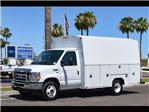2018 E-350 4x2,  Harbor WorkMaster Service Utility Van #18P204 - photo 1