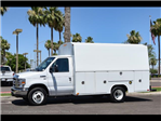 2018 E-350 4x2,  Harbor WorkMaster Service Utility Van #18P204 - photo 3