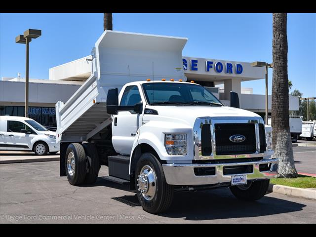 2018 F-650 Regular Cab DRW 4x2,  Paramount Dump Body #18P218 - photo 10