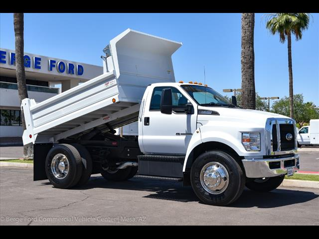 2018 F-650 Regular Cab DRW 4x2,  Paramount Dump Body #18P218 - photo 11