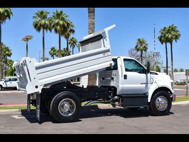 2018 F-650 Regular Cab DRW 4x2,  Paramount Dump Body #18P218 - photo 12