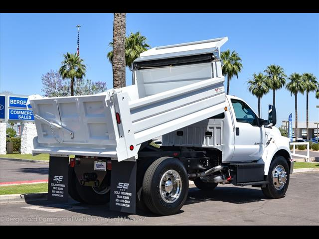 2018 F-650 Regular Cab DRW 4x2,  Paramount Dump Body #18P218 - photo 13