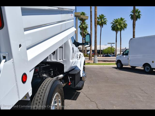 2018 F-650 Regular Cab DRW 4x2,  Paramount Dump Body #18P218 - photo 15