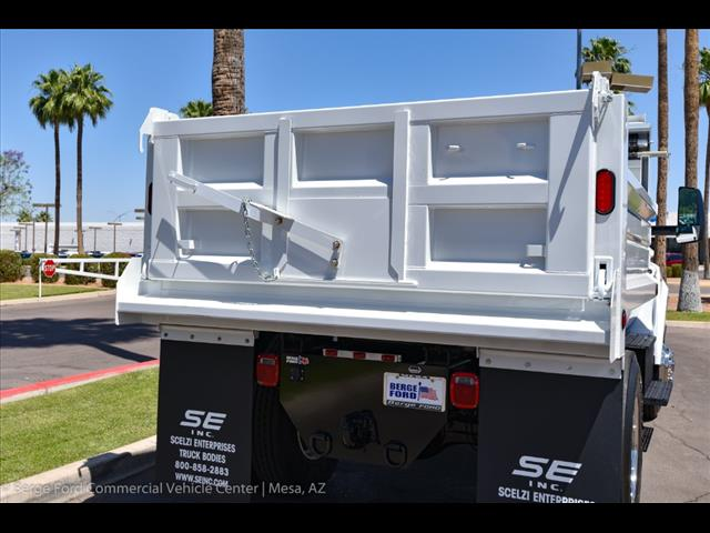 2018 F-650 Regular Cab DRW 4x2,  Paramount Dump Body #18P218 - photo 16