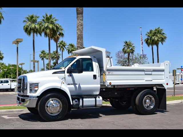 2018 F-650 Regular Cab DRW 4x2,  Paramount Dump Body #18P218 - photo 3