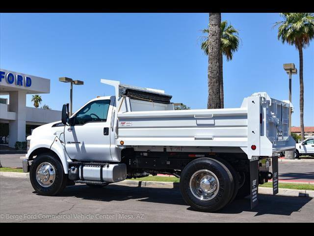 2018 F-650 Regular Cab DRW 4x2,  Paramount Dump Body #18P218 - photo 4