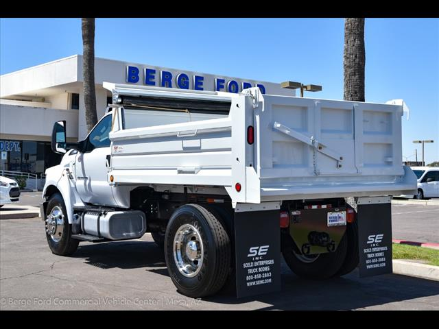 2018 F-650 Regular Cab DRW 4x2,  Paramount Dump Body #18P218 - photo 2