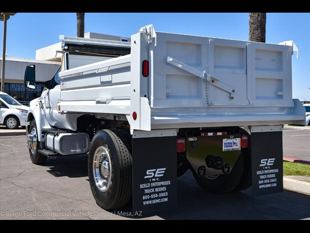 2018 F-650 Regular Cab DRW 4x2,  Paramount Dump Body #18P218 - photo 5