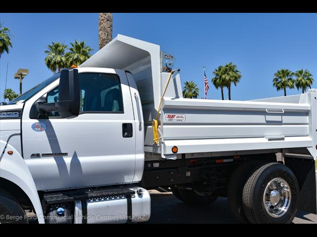 2018 F-650 Regular Cab DRW 4x2,  Paramount Dump Body #18P218 - photo 7