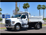 2018 F-650 Regular Cab DRW 4x2,  Paramount Dump Body #18P218 - photo 1