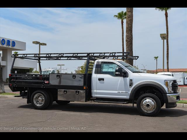 2018 F-450 Regular Cab DRW 4x4,  Freedom Contractor Body #18P232 - photo 10