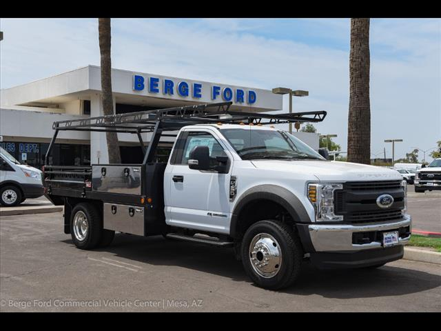 2018 F-450 Regular Cab DRW 4x4,  Freedom Contractor Body #18P232 - photo 11