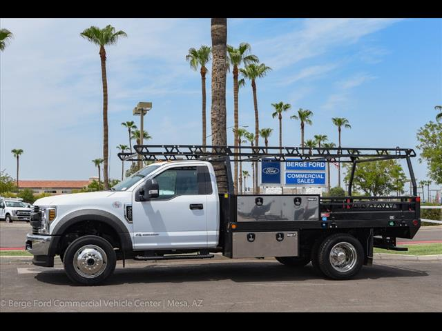 2018 F-450 Regular Cab DRW 4x4,  Freedom Contractor Body #18P232 - photo 3