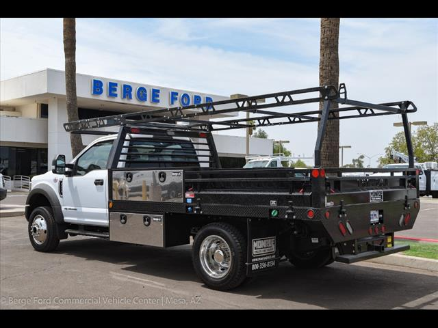 2018 F-450 Regular Cab DRW 4x4,  Freedom Contractor Body #18P232 - photo 2