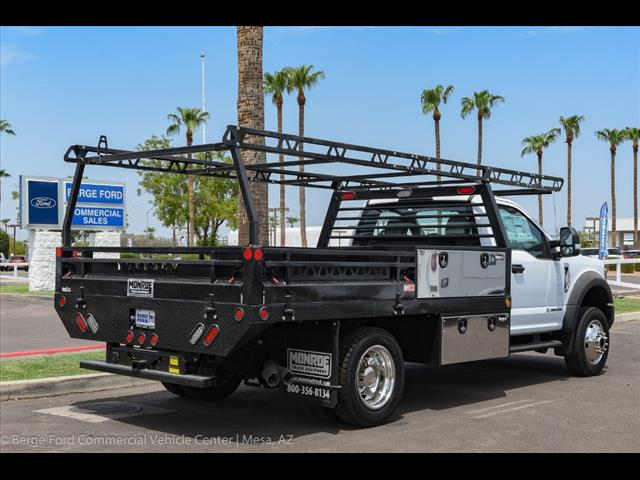 2018 F-450 Regular Cab DRW 4x4,  Freedom Contractor Body #18P232 - photo 8