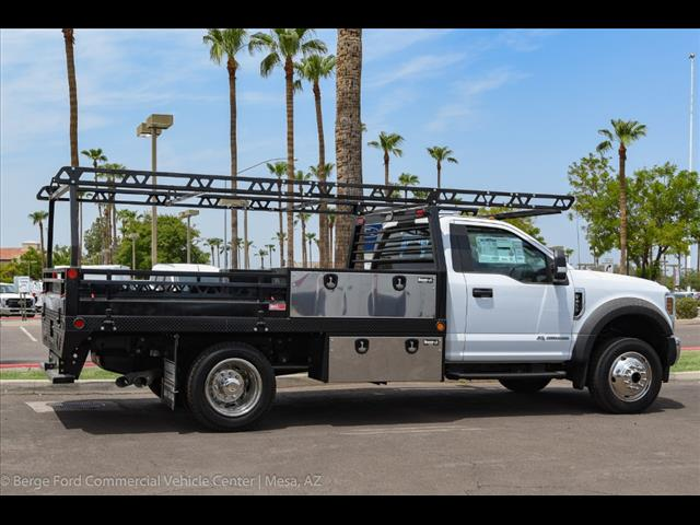 2018 F-450 Regular Cab DRW 4x4,  Freedom Contractor Body #18P232 - photo 9