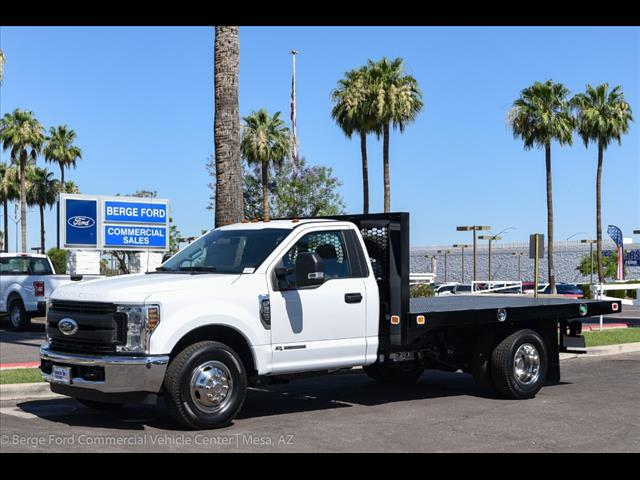 2018 F-350 Regular Cab DRW 4x2,  Knapheide Value-Master X Platform Body #18P247 - photo 1