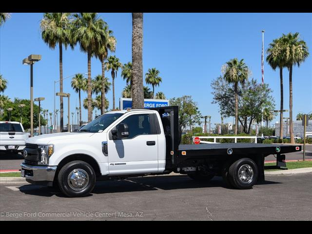 2018 F-350 Regular Cab DRW 4x2,  Knapheide Value-Master X Platform Body #18P247 - photo 3