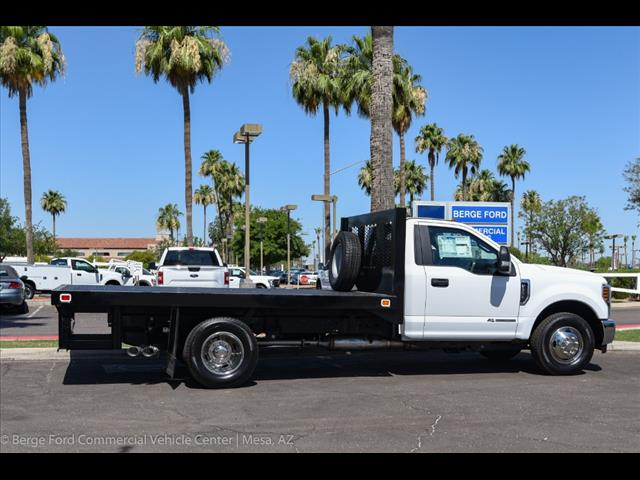 2018 F-350 Regular Cab DRW 4x2,  Knapheide Value-Master X Platform Body #18P247 - photo 8