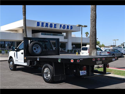 2018 F-350 Regular Cab DRW 4x2,  Knapheide Value-Master X Platform Body #18P247 - photo 4