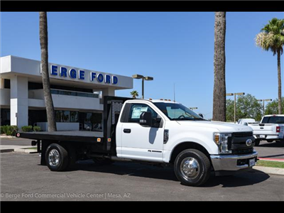 2018 F-350 Regular Cab DRW 4x2,  Knapheide Value-Master X Platform Body #18P247 - photo 9