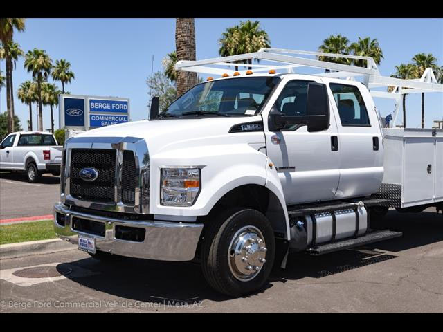 2018 F-650 Crew Cab DRW 4x2,  Scelzi Combo Body #18P257 - photo 11