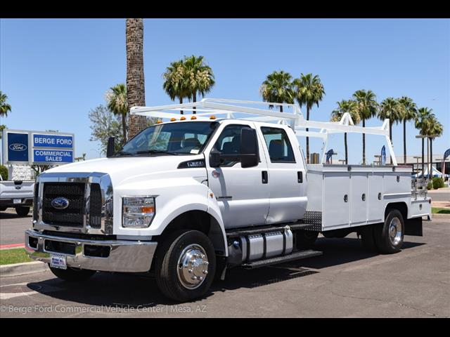 2018 F-650 Crew Cab DRW 4x2,  Scelzi Combo Body #18P257 - photo 12